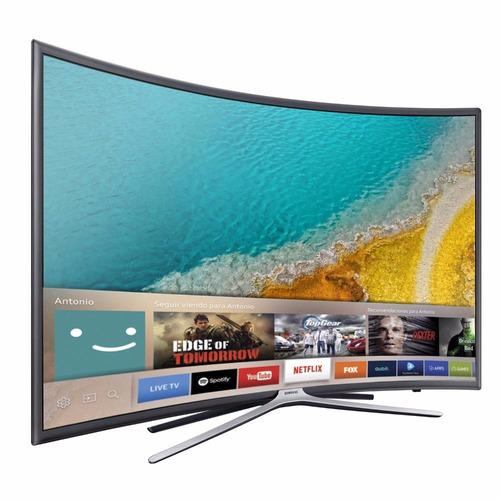 smart tv led samsung k6500 55  curvo full hd - sensei