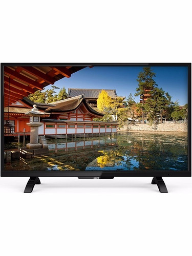 smart tv led sanyo lce32ih15 - 32  - hd