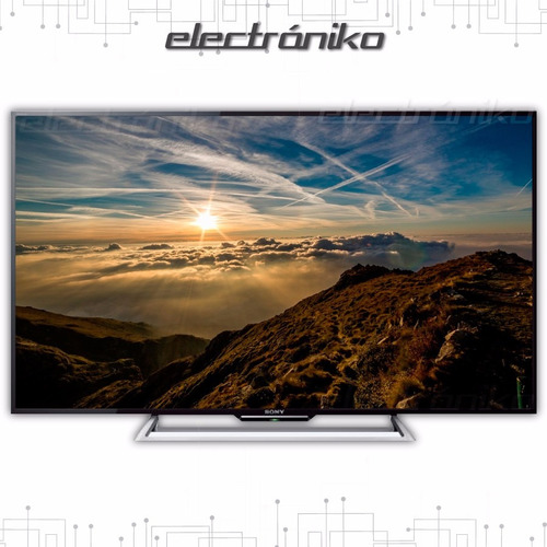 smart tv led sony 48 kdl-r555c full hd hdmi usb wifi netflix