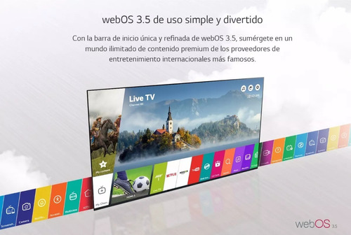 smart tv lg 32  hd 32lj600b ( netflix)