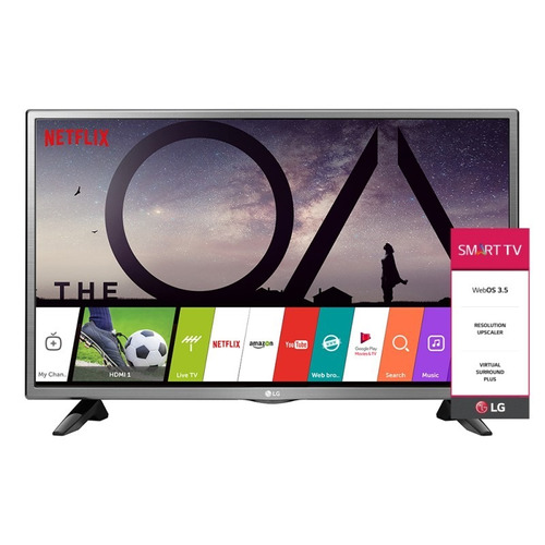 smart tv lg 32 j6000b led hd hdmi usb wifi sinto digital