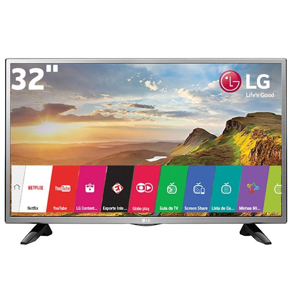 21bad6e4c Smart Tv Lg 32 Led Wi-fi Hdmi Promoção - R  1.329