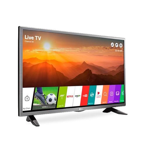 smart tv lg 32lj600b - 32' led hd, web, wifi, netflix, usb