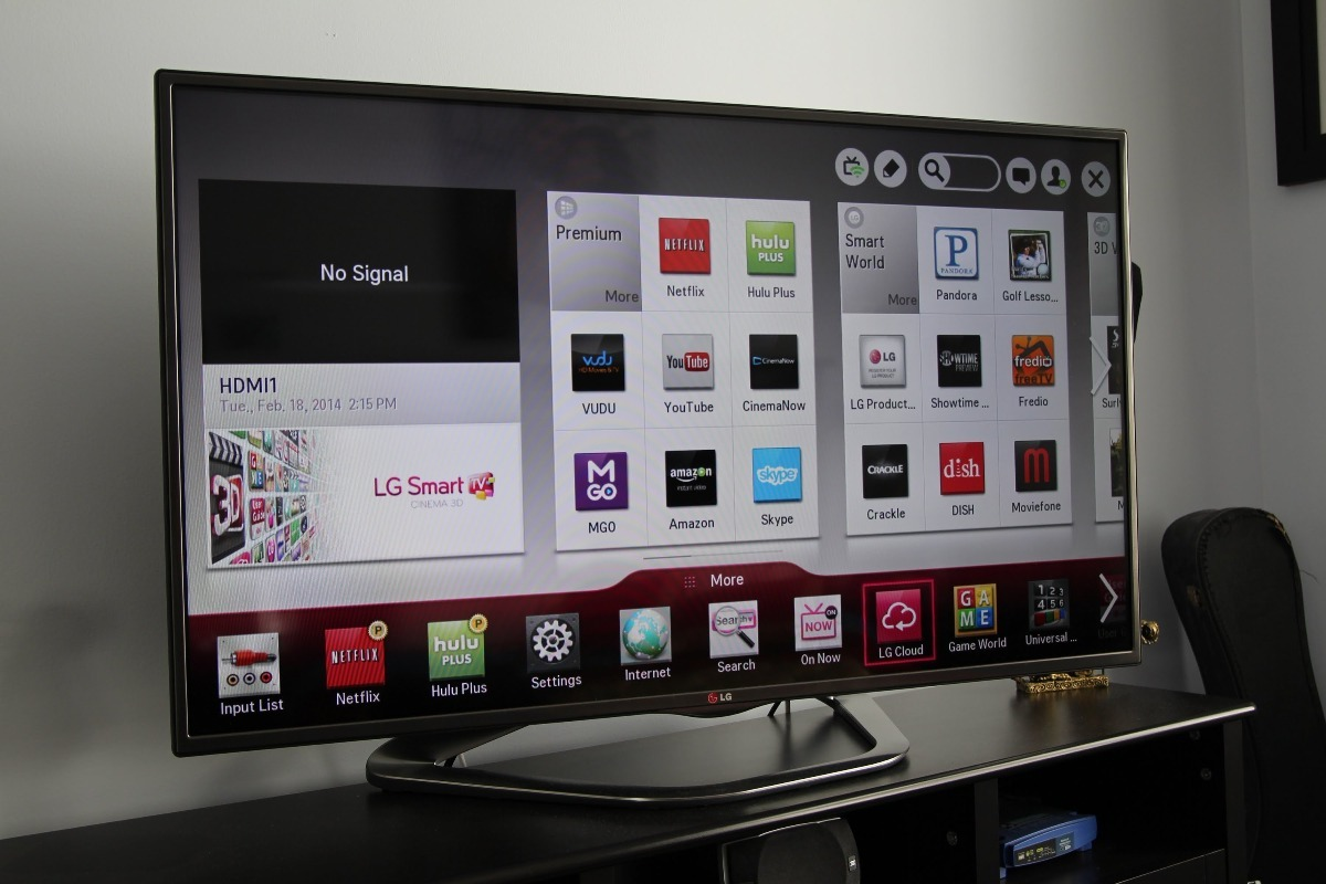 smart tv lg 42 cinema 3d full hd 42la6200 com wifi r em mercado livre. Black Bedroom Furniture Sets. Home Design Ideas