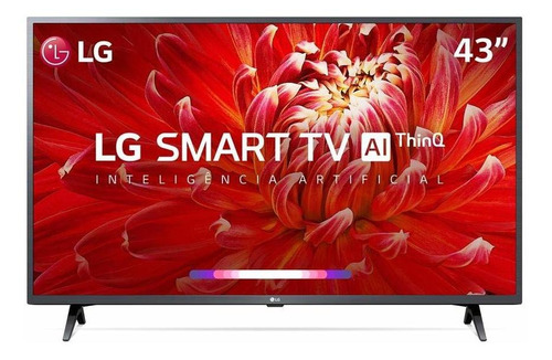 smart tv lg 43' fullhd nuevo modelo 43lm6300 wifi bt amv