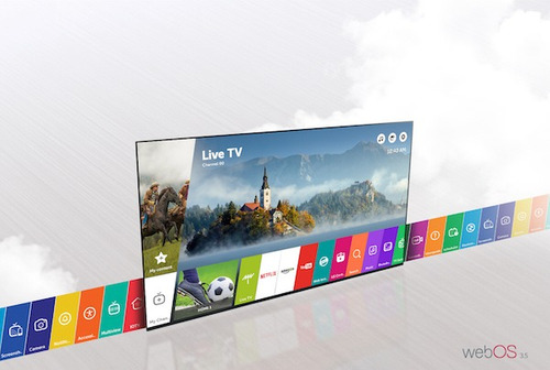 smart tv lg 43   led - full hd  / factura + envío gratis
