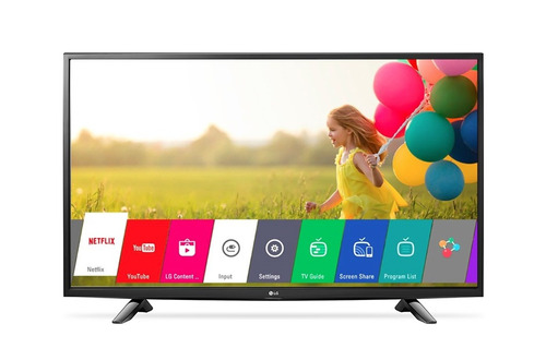 smart tv lg, 43 pulgadas, pantalla led, full hd
