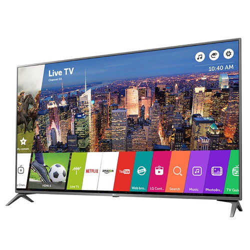 smart tv lg 49   4k ultra hd 49uj6560
