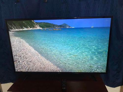 smart tv lg 49 pulgadas full hd con control