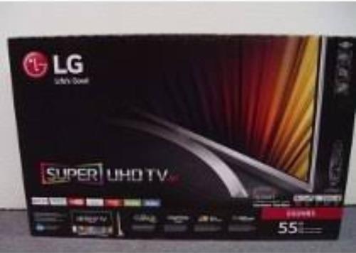 smart tv lg 4k 55 pulgadas serie 7650  nuevo 2017