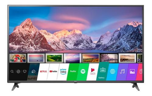 smart tv lg 55' uhd 4k 55um7100 wifi bt netflix youtube