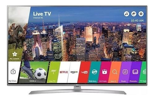 smart tv lg 55uk6550 hdr uhd 4k wifi bluetooth usb hdmi tda