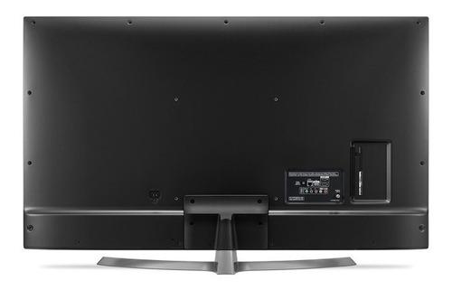 smart tv lg 60 uhd 4k hdr uj6580 bluetooth wifi-gtia techcel