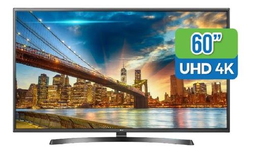 smart tv lg 60um7270psa 4k ultra hd hdr usb wifi hdmi tda