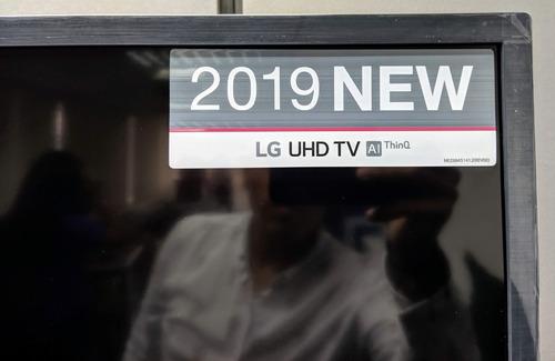 smart tv lg 75 pulgadas 2019 uhd 4k thinq 75um69