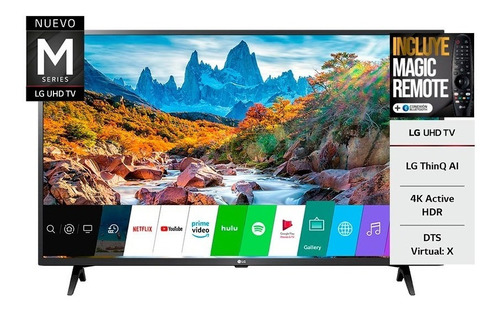 smart tv lg led 4k 43 ai thinq 43um7360 bluetooth ahora 12