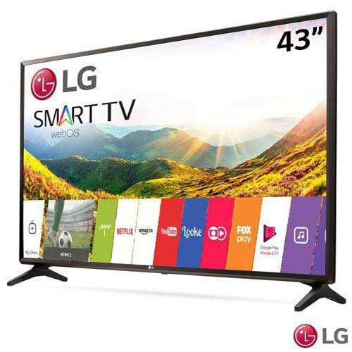 smart tv lg led full hd 43 webos 3.5 quick access 43lj5550