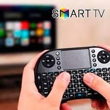 smart tv mini teclado mouse tactil pc tablet  envio gratis