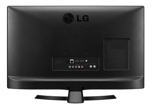 smart tv monitor lg 28mt49s-ps 27,5  lcd hd