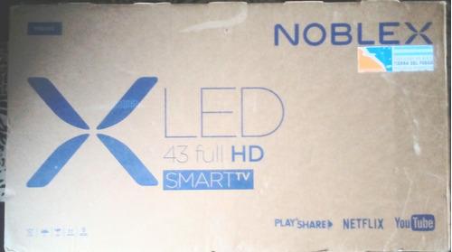 smart tv noblex 43  para repuesto