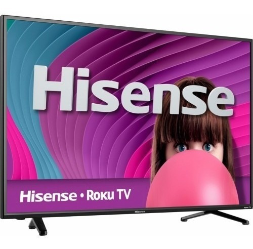 smart tv  pantalla hisense led 4k 50 pulgadas con roku!!!