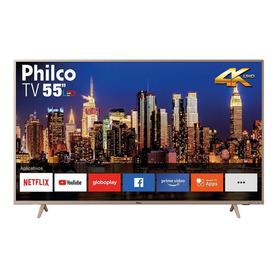Smart Tv Philco 4k 55  Ptv55f62snc