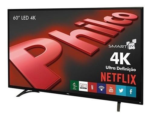 smart tv philco 4k led 60 ph60d16dsgwn bivolt