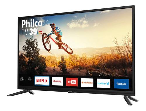smart tv philco led 39  ptv39e60sn bivolt