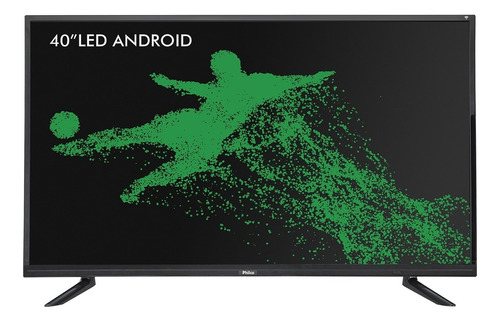 smart tv philco led android 40  ph40e20dsgwa bivolt