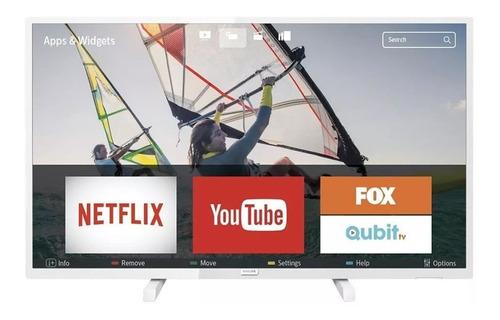 smart tv philips 32  hd 32phg5833/77 blanco tda netflix