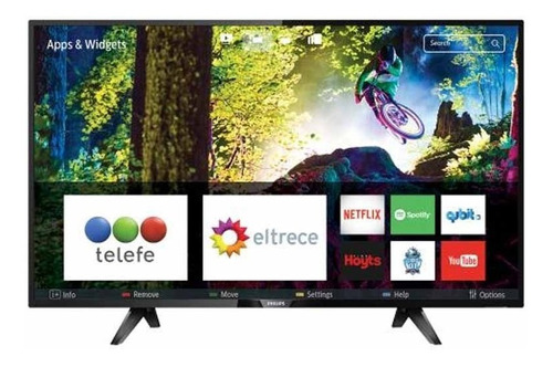 smart tv philips 43 43pfg5102/77 full hd netflix hdmi