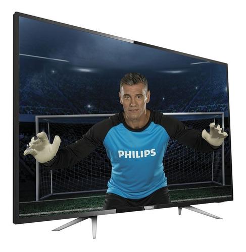 smart tv philips 55  4k uhd 55pug6212/77 ( netflix)