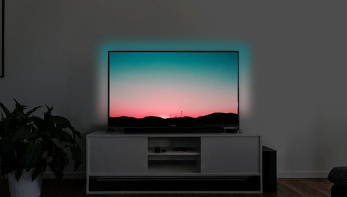 smart tv philips 55  ultra hd 4k ambilight 55pug8513/77