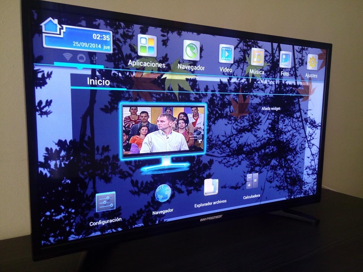 226e7d1324794 smart tv premier 32 led con sistema android. Cargando zoom.