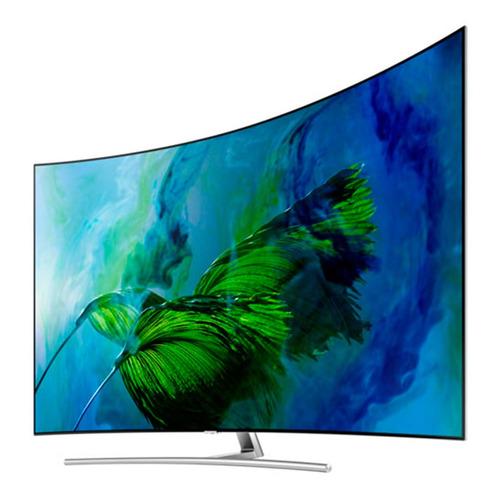 smart tv qled 65 samsung q8c 4k uhd dimming - qn65q8camgxzd