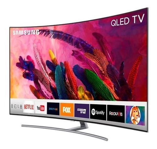 smart tv qled samsung qn65q8cna 65  4k ultra hd