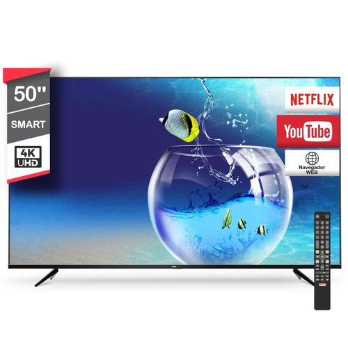 smart tv rca 50 4k x50uhd netflix youtube hdmi usb mod 2019!