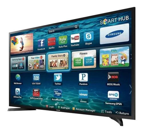 smart tv samsung 32  led hd lh32benelga/zd preto