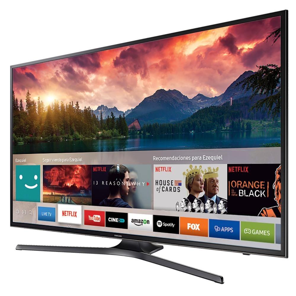 3057a3e24 smart tv samsung 40 4k ultra hd un40ku6000gctc. Cargando zoom.
