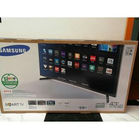 Smart Tv Samsung 43 Pulgadas Ofertas Disponibles