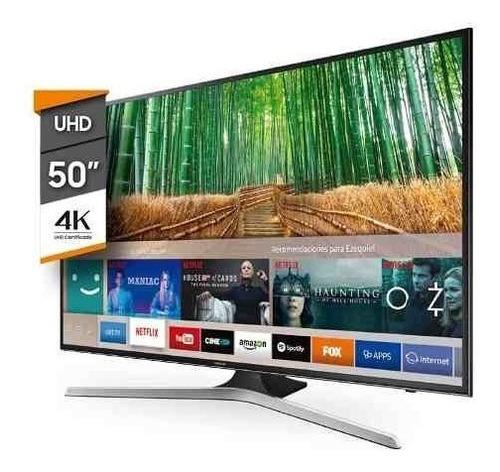 smart tv samsung 50  4k uhd hdr 50mu6100