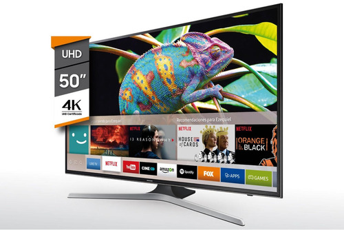 smart tv samsung 50 pulgadas 50mu6100 4k