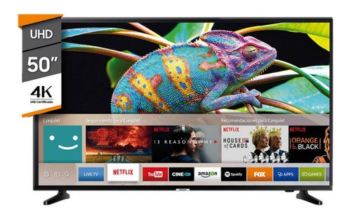 smart tv samsung 50 uhd 4k 2019 hdr serie 7 sellados