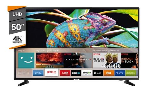 smart tv samsung 50 uhd 4k hdr serie 7 sellados
