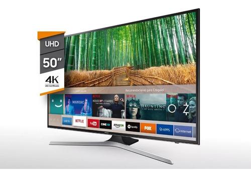 smart tv samsung 50  ultra hd 4k 50mu6100 netflix smart view