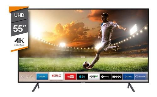smart tv samsung 55   4k ultra hd un55nu7100gczb