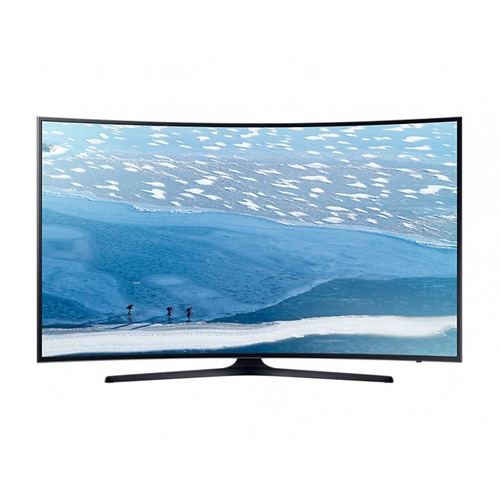 smart tv samsung 55  ku6300  uhd 4k curved series 6