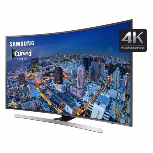 smart tv samsung 55 un55ju6700 4k uhd temperley curva