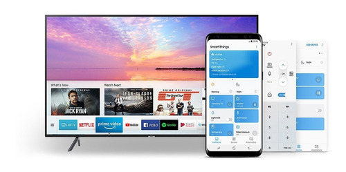 smart tv samsung 55 un55nu7100 ultra hd 4k