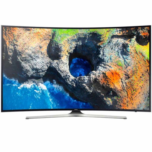 smart tv samsung led curved 49  ultra hd 4k 49mu6300 hdr pr